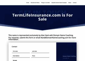 termlifeinsurance.com