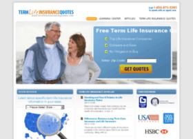 termlifeinsurancequotes.com