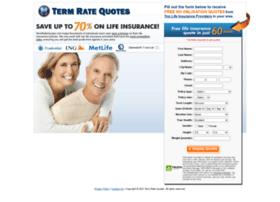 termratequotes.com