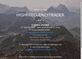 terms.highfrecuencytrader.com