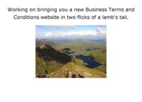 termsandconditions.co.uk