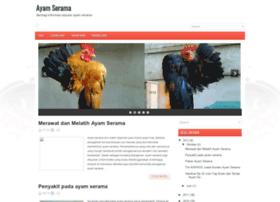 ternak-ayam-serama.blogspot.com