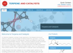 terpeneandcatalysts.com