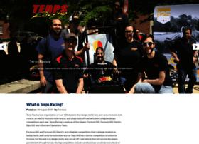 terpsracing.umd.edu