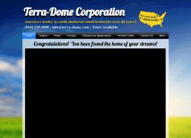 terra-dome.com