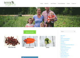 terra-organics.com