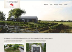 terracellowinery.com
