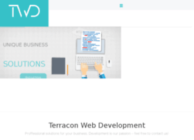 terraconwebdevelopment.com