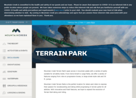 terrainpark.mountaincreek.com