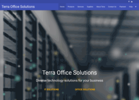 terraofficesolutions.com