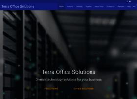 terraofficesolutions.com