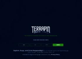 terrapinbeer.com