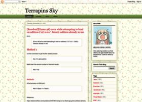 terrapinssky.blogspot.com