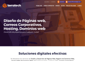 terratechperu.com