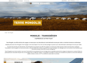terre-mongolie.com