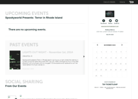 terrorinrhodeisland.ticketleap.com