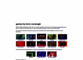 terrycavanaghgames.com