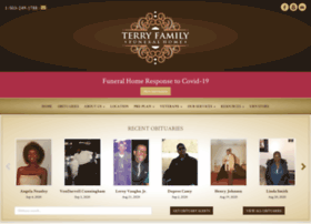 terryfamilyfuneralhome.com