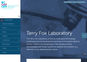 terryfoxlab.ca