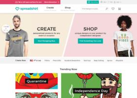 tertuleo.spreadshirt.com