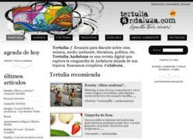 tertuliaandaluza.com