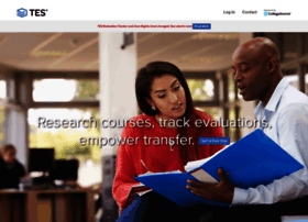 tes.collegesource.com