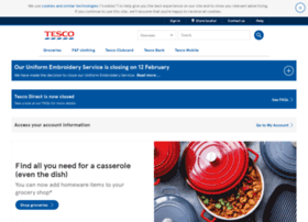 tescodirect.com