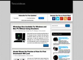 tescoideas.blogspot.com