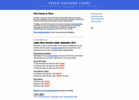 tescovouchercodes.blogspot.com