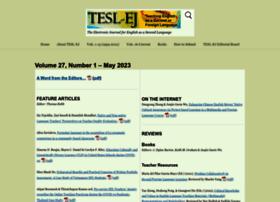 tesl-ej.org
