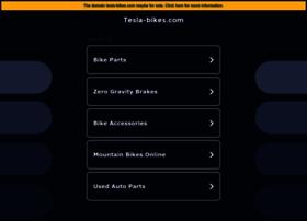 tesla-bikes.com