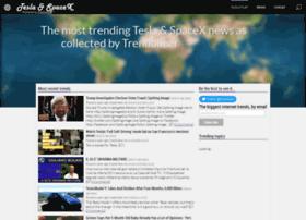 teslaspacex.trendolizer.com