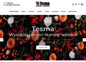 tesma-tkaniny.pl