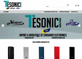 tesonicusa.com