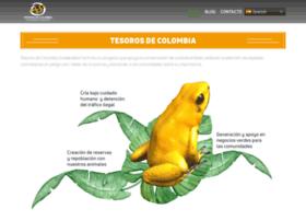 tesorosdecolombia.com