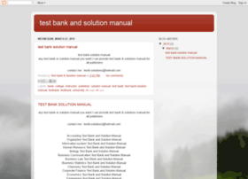 test-bank-solution.blogspot.com