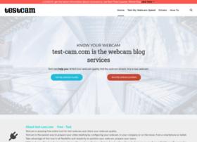 test-cam.com