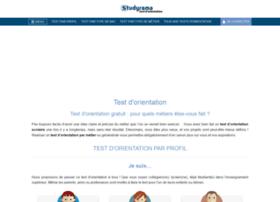 test-orientation.studyrama.com