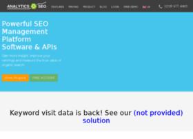 test.analyticsseo.com