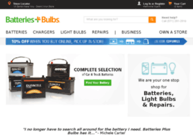 test.batteriesplus.com