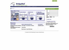 test.bridgemailsystem.com