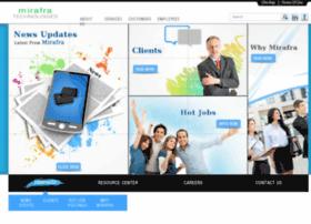 test.mirafra.com