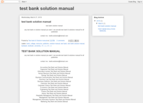testbanks-solution.blogspot.com