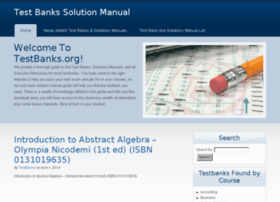 testbanks.org