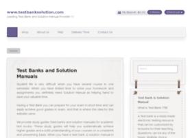 testbanksolution.com