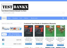 testbankx.com