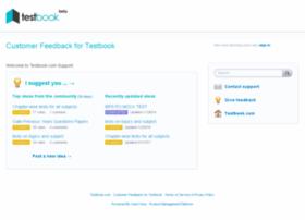 testbook.uservoice.com