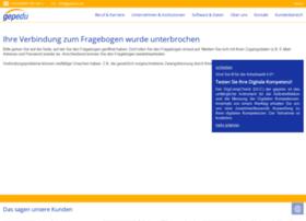 testcenter.gepedu.de