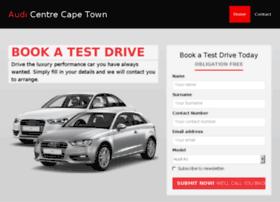testdriveaudi.co.za