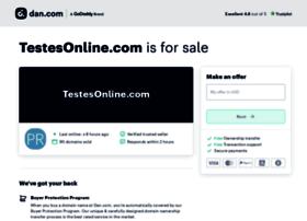 testesonline.com
